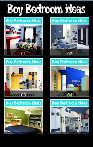Boy Bedroom ideas Designs