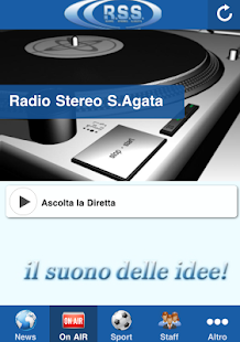 Radio Stereo S.Agata- screenshot thumbnail