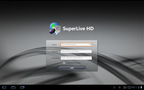 SuperLiveHD - screenshot thumbnail
