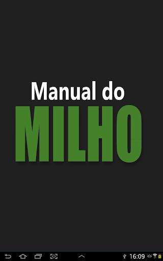 Manual da Lavoura de Milho