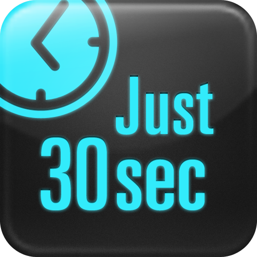 Just 30 seconds
