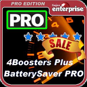 BOOSTERS PLUS BATTERYSAVER PRO v5.3.6 Apk Full App