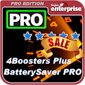 BOOSTERS PLUS BATTERYSAVER PRO APK Cracked Download