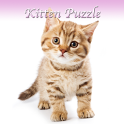 Kitten Slider Puzzle icon