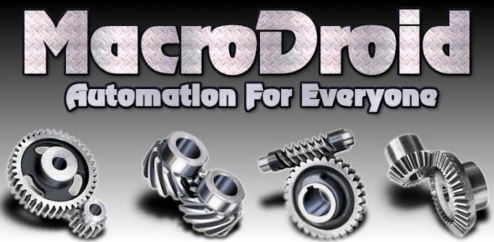MacroDroid Device Automation PRO v2.1.2 Apk Full App