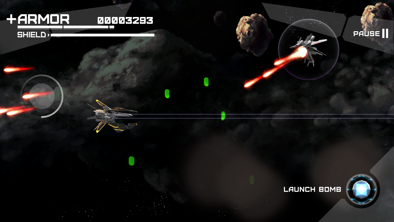 Proto Thunder: Zero Hour - screenshot