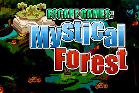 逃脱游戏:神秘森林