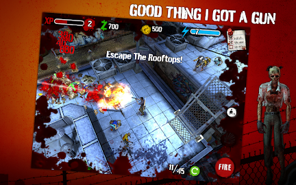Zombie HQ Screenshot 2