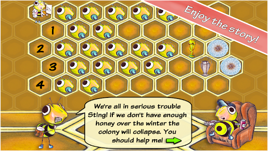 Honey Tribe: Colony Collapse- screenshot thumbnail