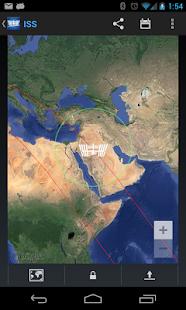 ISS Detector Pro - screenshot thumbnail