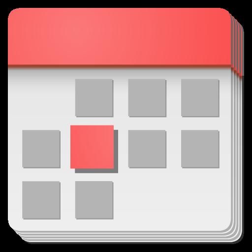 日历桌面屏幕小部件小部件2015年(原质化设计版) 個人化 App LOGO-APP試玩