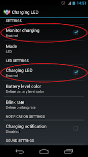 Charging LED - screenshot thumbnail