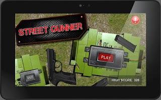 Screenshot of Street Gunner - 3D shooter