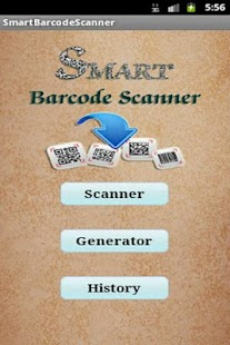 Smart Barcode Scanner