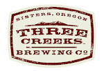 Logo for Three Creeks Brewery