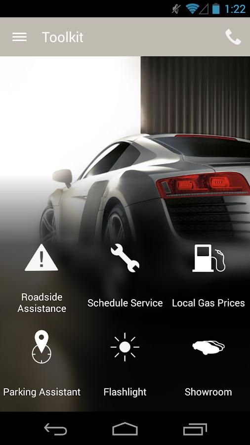 Audi Salt Lake City DealerApp Android Apps On Google Play - Audi roadside service