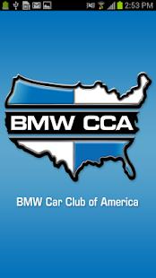 BMW Car Club of America - screenshot thumbnail
