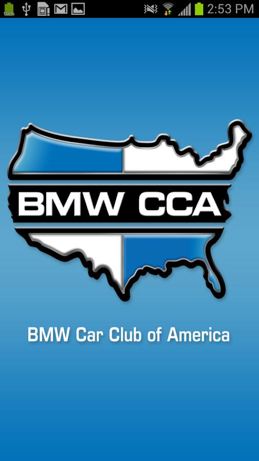 BMW Car Club of America - screenshot