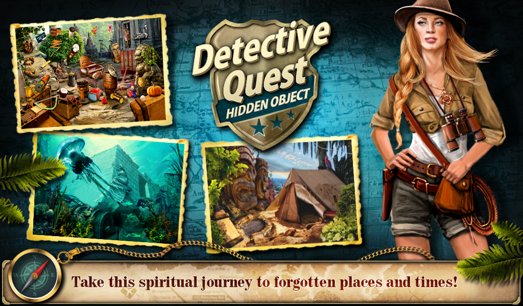 Detective Quest - screenshot