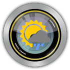 Weather Tag Photo Camera icon