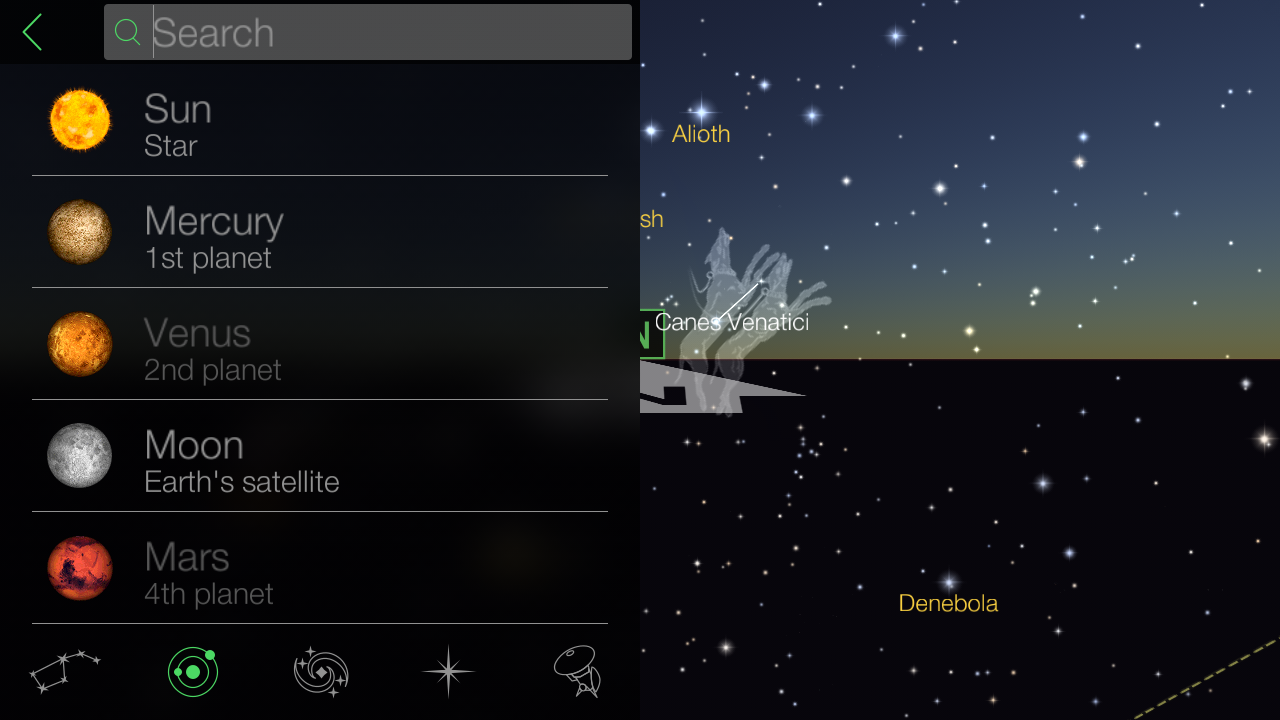 Star Walk - Astronomy Guide screenshot #16