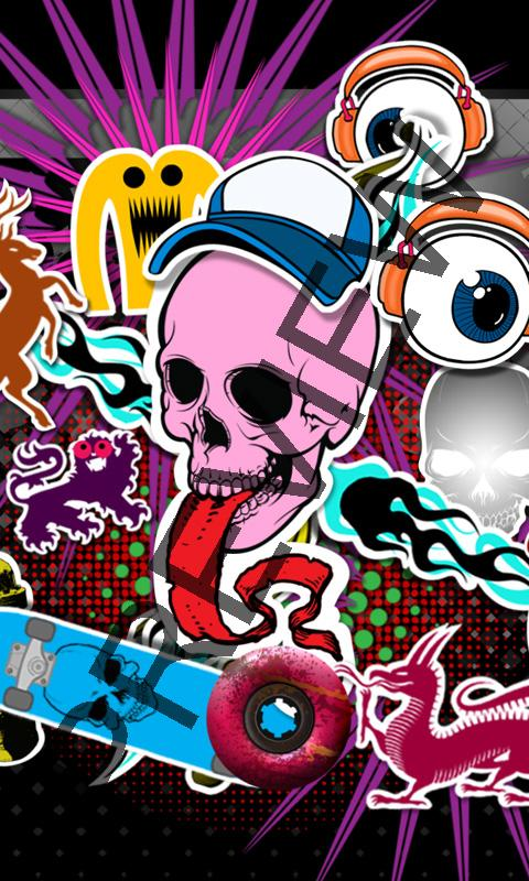 Download The FREE SKATE PUNK WALLPAPER Android Apps On