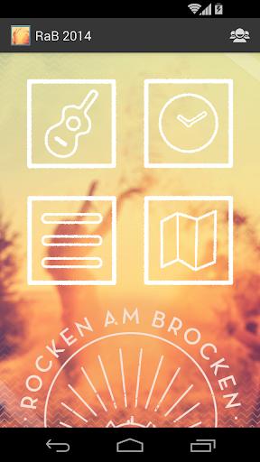 Rocken am Brocken 2014