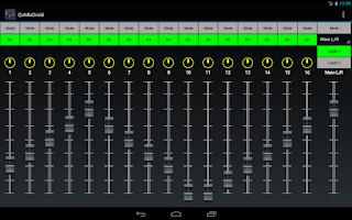 Screenshot of QuMixDroid