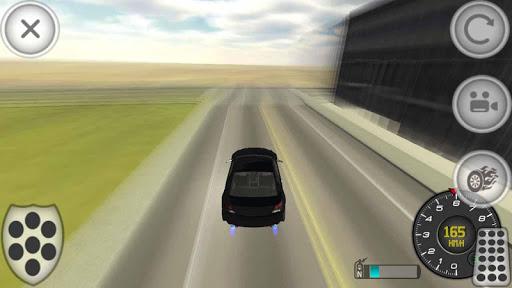 Racing Sports Car Simulator 3D