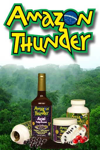 Acai Juice - Amazon Thunder