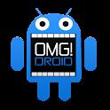 OMG!Droid logo