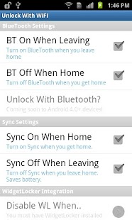 Unlock With WiFi (Trial) - screenshot thumbnail