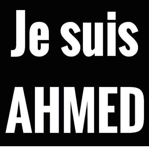 JeSuisAhmed I am Ahmed Tribute
