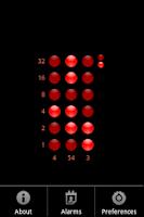 Screenshot of Nibble Time-A Binary Clock