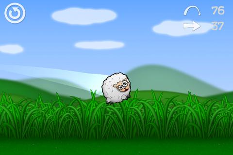 Sheep Cannon ! - screenshot
