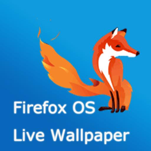 Firefox OS Live Wallpaper LOGO-APP點子