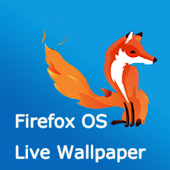 Firefox OS Live Wallpaper
