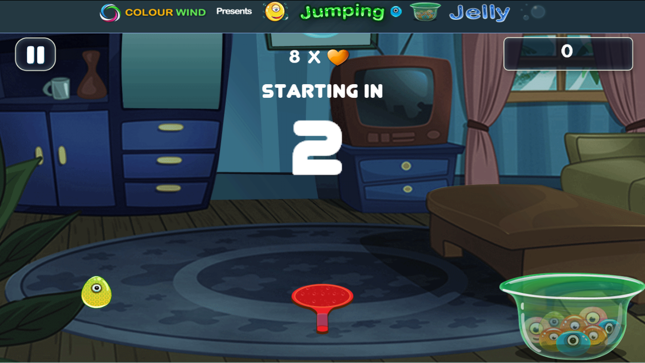 Jumping Jelly- screenshot