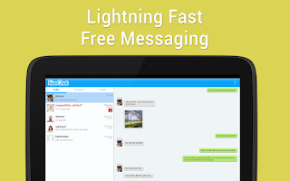 Screenshot of KeeChat Messenger - Free chats