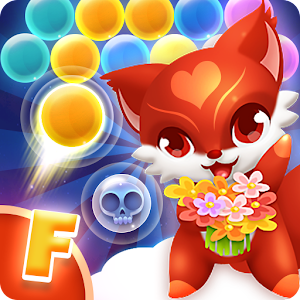 Fox Shooting Bubble app for android