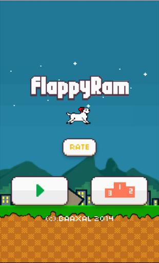 Flappy Ram