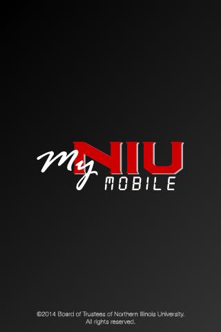 MyNIU Mobile