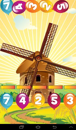 【免費教育App】Fun And Numbers Preschool Game-APP點子
