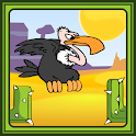 Clumsy Vulture