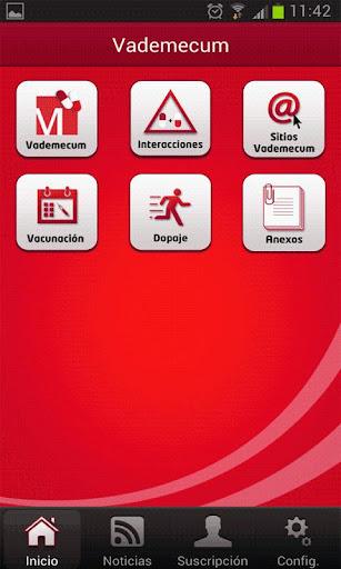 Vademecum Mobile 2.0