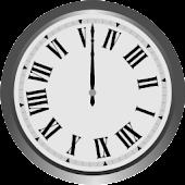 One Hand Clock