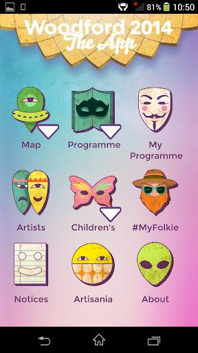 Woodford App 2014