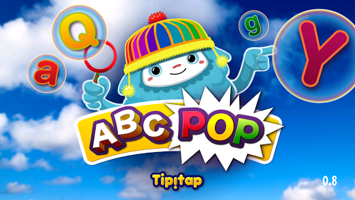 ABC POP Learning the Alphabet