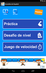 Spanish Grammar Free- screenshot thumbnail