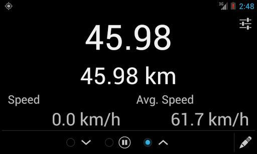 GPS Tripmeter